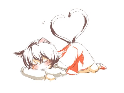 橙寝る-04