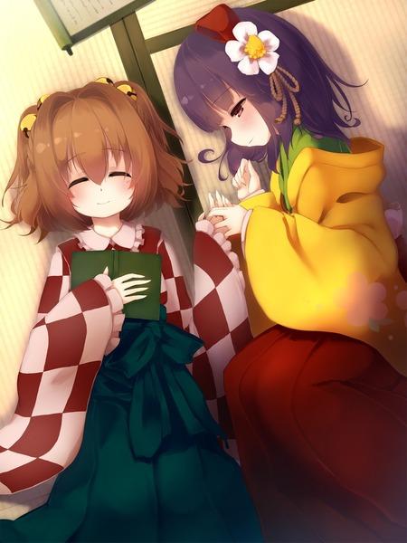 稗田阿求と和室-41