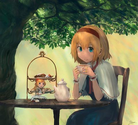 アリスと紅茶-30