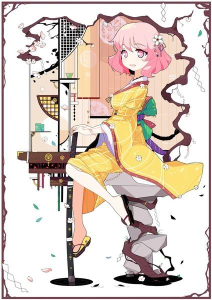 西行寺幽々子別コス-01