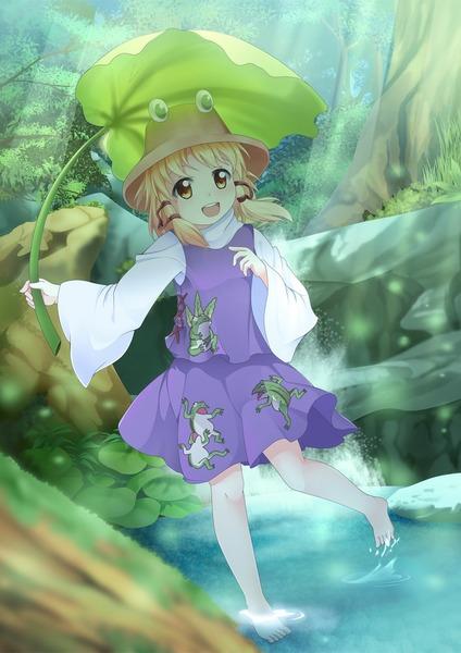 洩矢諏訪子と森-06