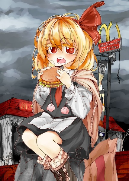 食べルーミア-25