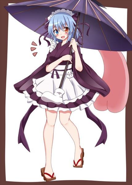 多々良小傘衣装チェンジ-37