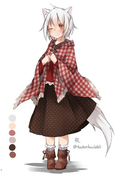犬走椛別コス-43
