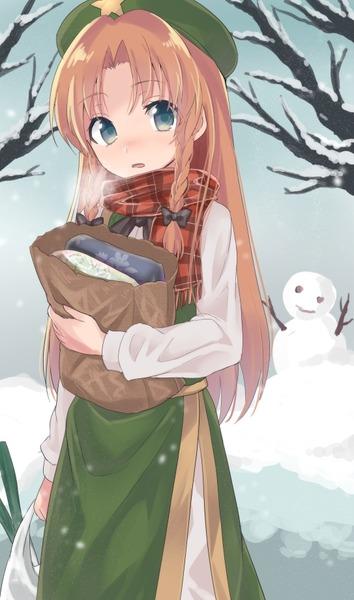 紅美鈴冬服-20