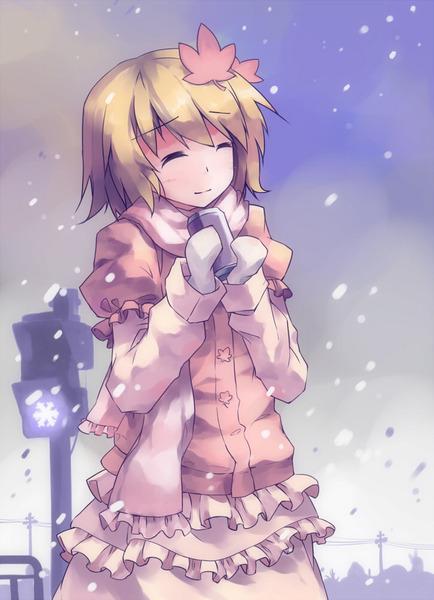 秋静葉衣装チェンジ-40