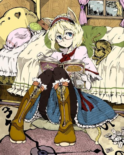アリスとメガネ-40