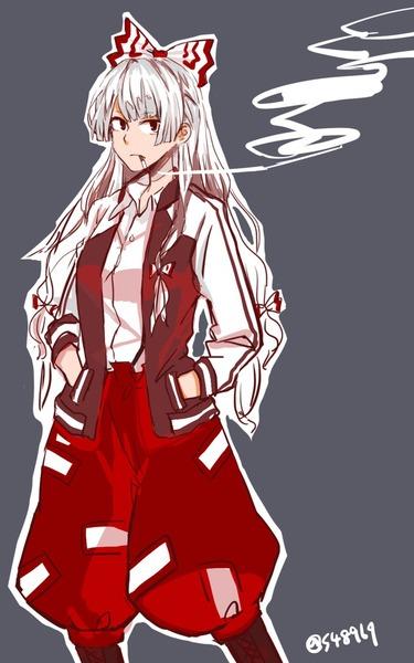 藤原妹紅ポケット-42