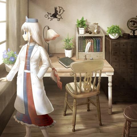 白衣永琳-16