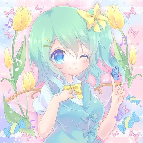 大妖精と花-38