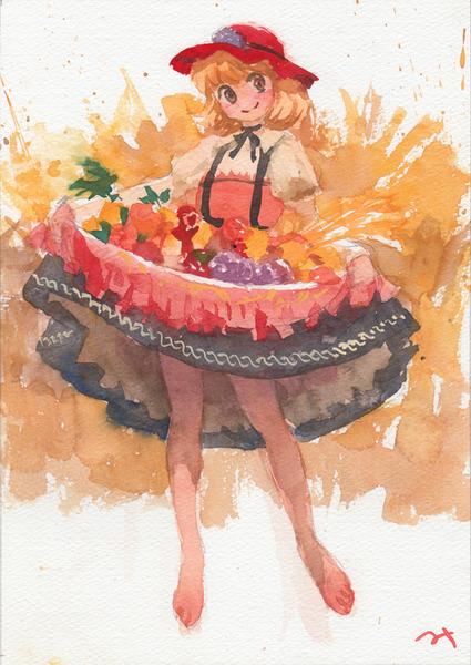 秋穣子と食べ物-40