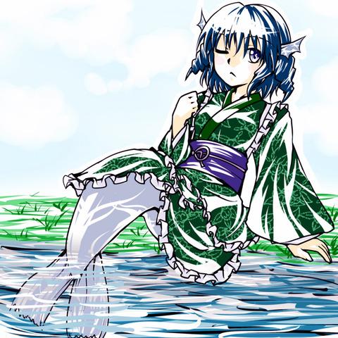 わかさぎ姫水辺-21
