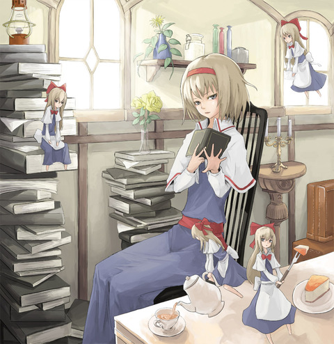 アリスと紅茶-10