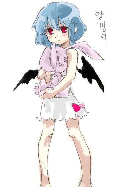 レミリアとぬいぐるみ-16