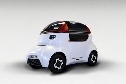 MOTIVE autonomous vehicle platform1