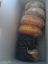ドーナツたち
