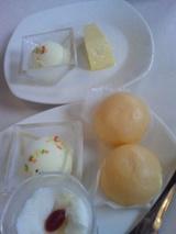 O台中華、デザート