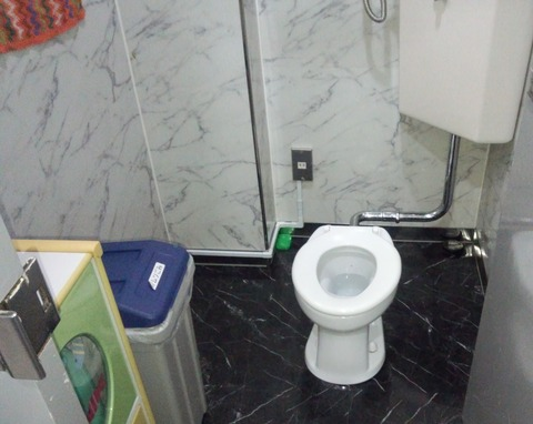 託児トイレ