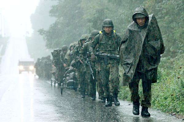 陸上自衛隊で最も過酷な訓練、参加した隊員の7割が途中で脱落のサムネイル画像