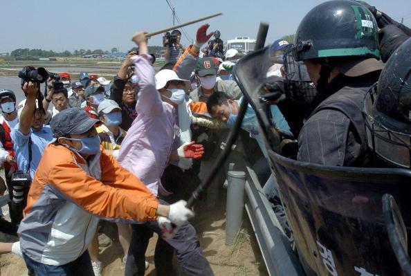 アメリカ人「韓国人は恩知らず」「米軍撤収して放っておこう」 韓国の反米軍デモにブチ切れwwwwwwwのサムネイル画像