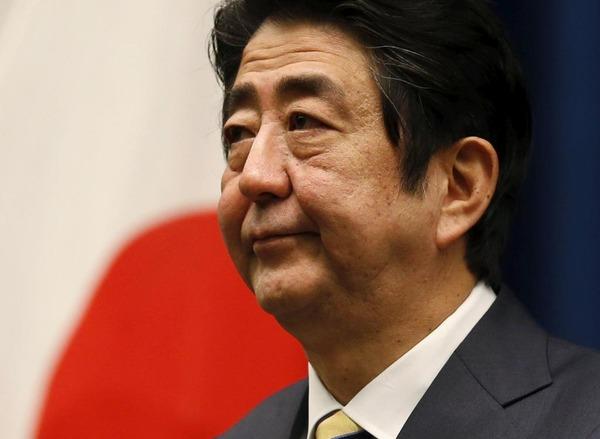 【日韓合意】安倍首相「合意は1ミリも動かない」 韓国政府の要求には一切応じない方針wwwwwwwwwwwwのサムネイル画像