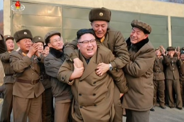 おじけづいたか 北朝鮮が20年ぶりに外交委員会を設置のサムネイル画像