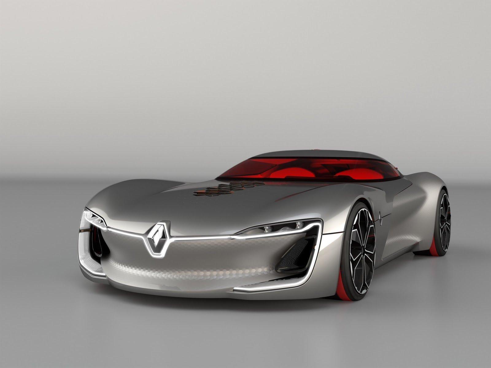 【ルノー】超イカすコンセプトカーを発表wwwwww 乗り方わからんが格好(・∀・)イイ!!のサムネイル画像