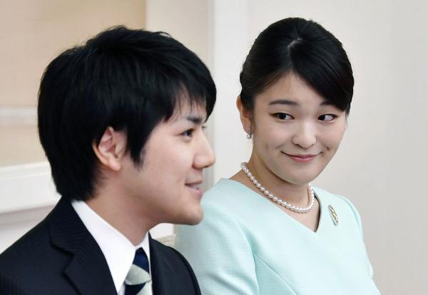 【悲報】小室圭君「報道されているようなことはない、絶対に眞子と結婚する!」のサムネイル画像