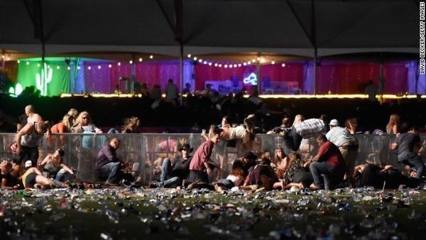 ラスベガス銃撃事件の犯人、弾道の予測軌道を計算できる弾道学のスペシャリストだった・・・のサムネイル画像