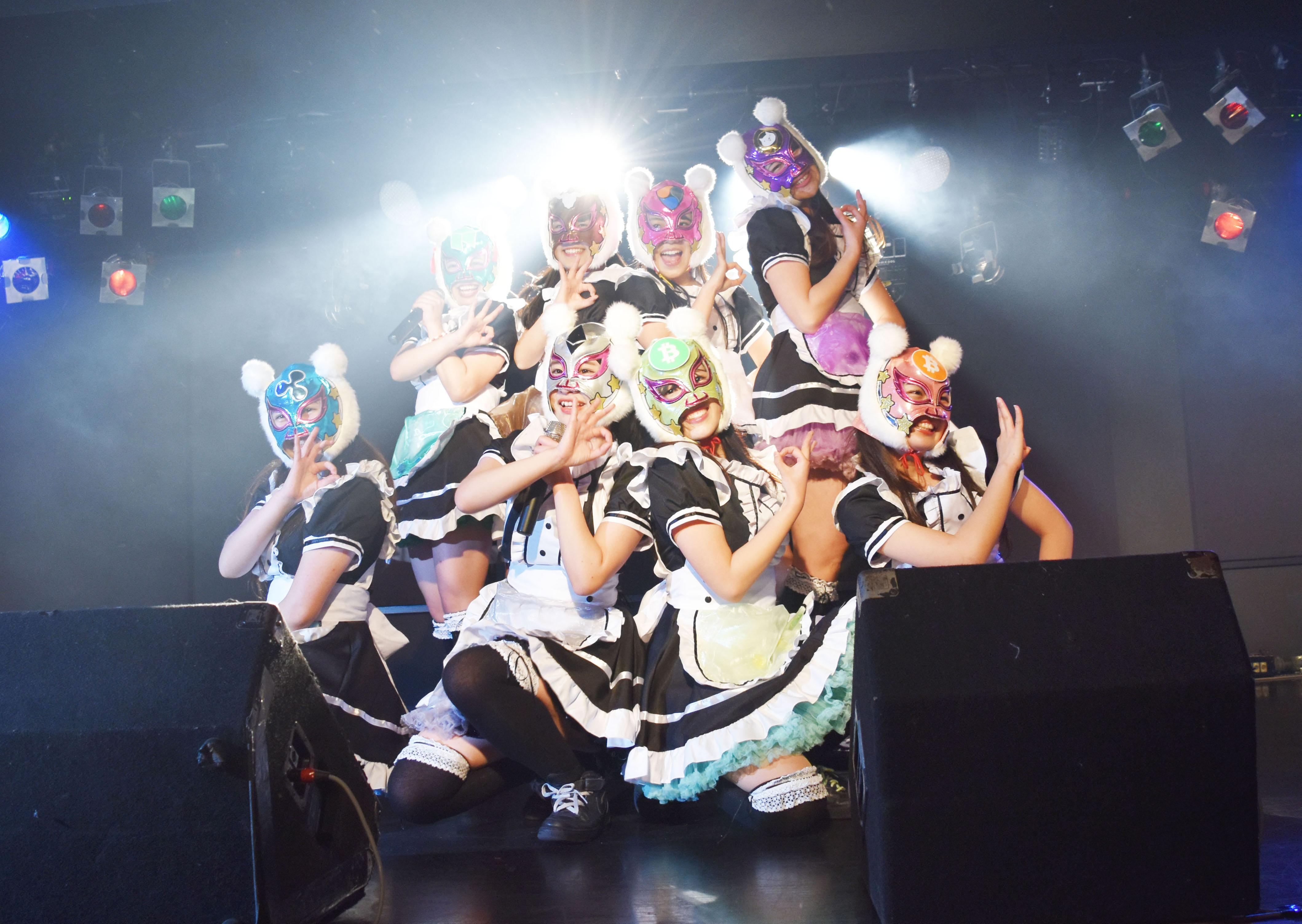 【ビットコイン】仮想通貨アイドルユニット爆誕wwwwwwwwwのサムネイル画像