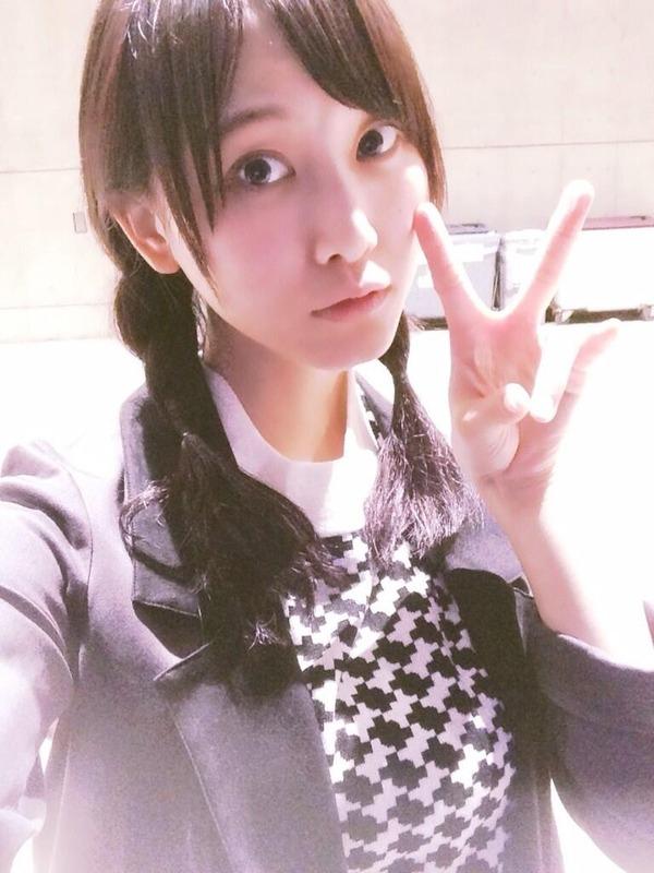 【SKE48】松井玲奈(22) 三つ編みヘアーを公開 「可愛い」「似合いすぎ」とファン大絶賛のサムネイル画像