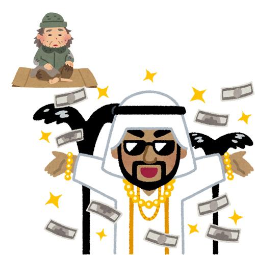 【乞食速報】ドバイの乞食が月収825万円と話題にwwwwwwwwwwwwwwwwwwwのサムネイル画像