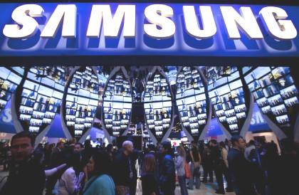 【衝撃】サムスン電子、営業利益が前期83%アップの5兆6800億円へwwwwwwwwwwのサムネイル画像