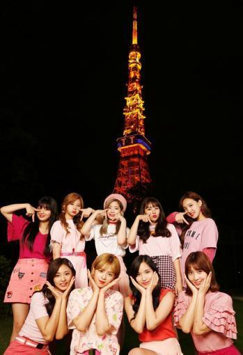 女子の間で大流行TTポーズでおなじみの女性韓流アイドル「TWICE」が東京タワー(TT)とコラボのサムネイル画像