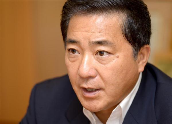 民進党の長島昭久元防衛副大臣が民進党を離党する考えを表明のサムネイル画像