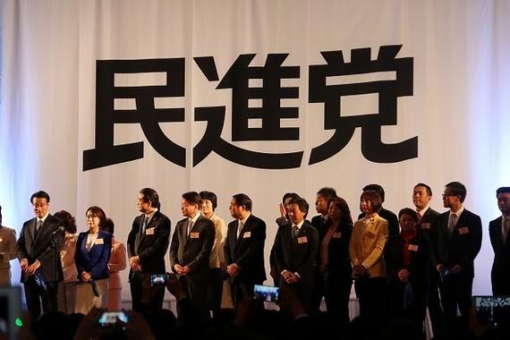 【民進党】前原「安保法は憲法違反だ!廃止しろ!」共産党らと同調のサムネイル画像