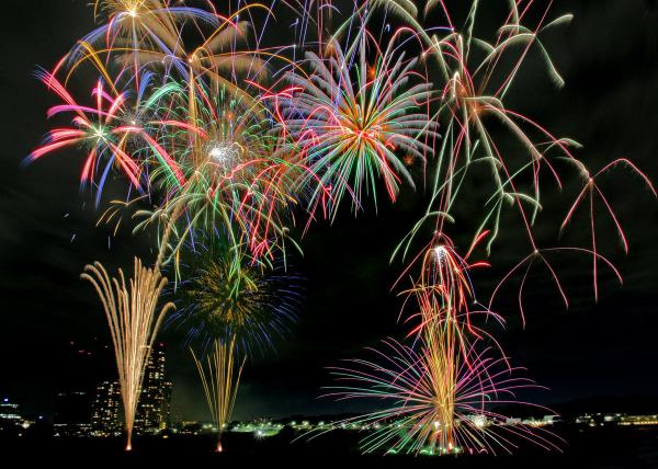 【東京・神奈川】本日開催予定の「多摩川花火大会」、荒天のため中止 延期無しのサムネイル画像
