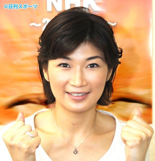 【NHK】青山祐子アナ43歳、5年間で4人目を妊娠へwwwwwwwwwwwwwwwwのサムネイル画像
