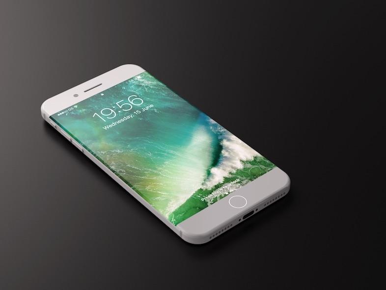 iPhone7はスルーが賢明、iPhone8の美しいコンセプト画像が流出wwwwwwwwwwwwwwwwのサムネイル画像