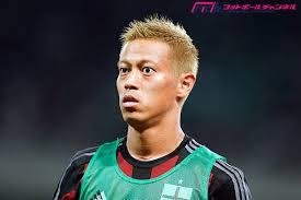 【サッカー】本田圭佑「道筋は見えています」wwwwwwwwwwwwwwwwのサムネイル画像