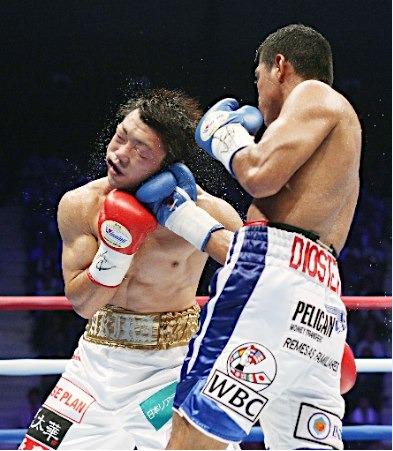 日本のボクサーって8割はDQNっぽい見た目してるから負けてもざまぁって思ってしまうのサムネイル画像