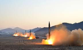 米情報機関「北朝鮮の新たなミサイル発射の兆候」のサムネイル画像