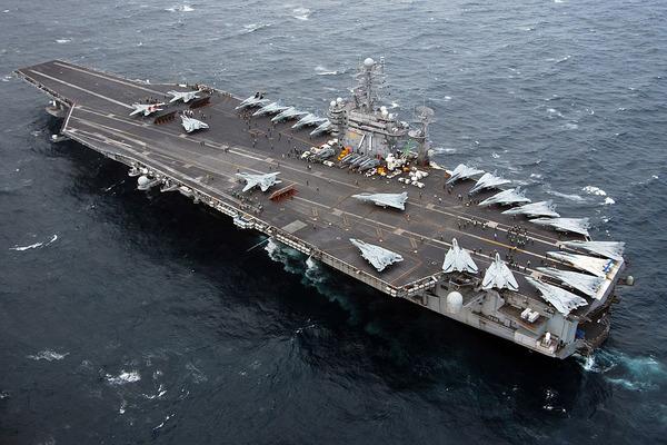 【朗報】米ニミッツ艦隊、西太平洋に派遣へ!→ 北朝鮮抑止へ異例の展開wwwwwwwwwwwwwwのサムネイル画像