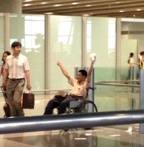 【速報】北京空港で自爆テロか!?第3ターミナルの国際線出口付近で爆発!!!!!のサムネイル画像