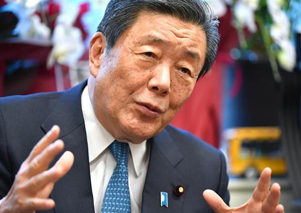 【自民党】森山氏「野党の審議拒否はおかしい。国民にはずかしい!」のサムネイル画像