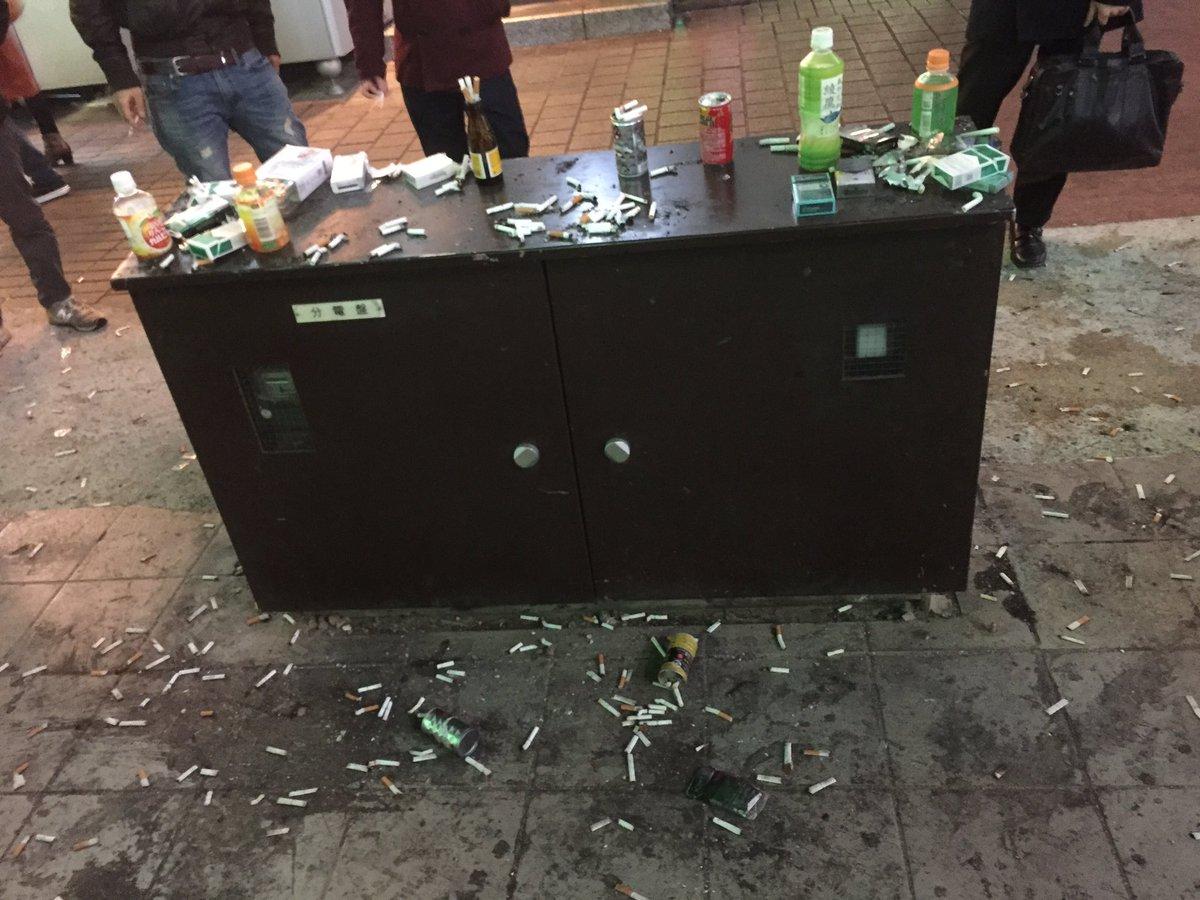【画像】渋谷駅前の喫煙所が撤去された結果とんでもないことになるwwwwwwwwwwwwwwwwwwwwwwのサムネイル画像