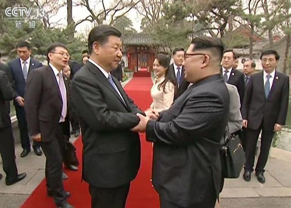 【北朝鮮】「千年の宿敵」の中国に屈服した金正恩氏 のサムネイル画像