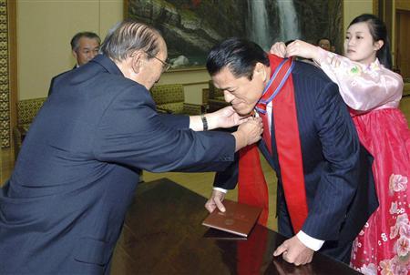 アントニオ猪木議員が7日から北朝鮮訪問wwwwwwwwwwwwwwwwwのサムネイル画像