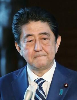 【世論調査】安倍内閣支持率がコチラ・・・のサムネイル画像