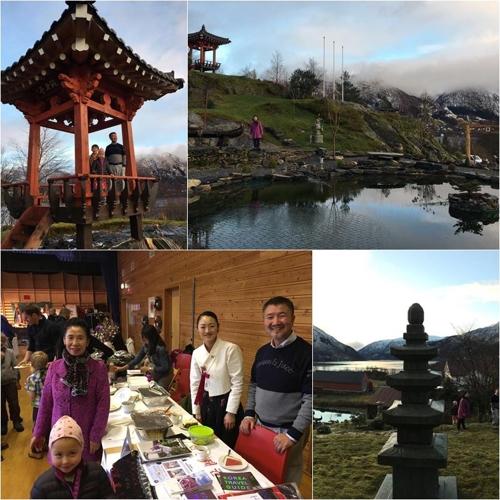 【画像】「日本へ庭園文化を伝えたのは韓国」 ノルウェーに「韓国庭園」オープンwwwwwwwwwwのサムネイル画像